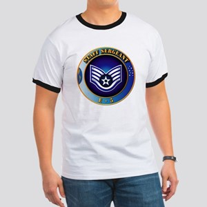 Staff Sergeant (SSgt) Ringer T