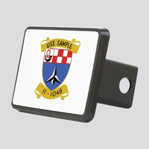 SHIPS CREST Hitch Cover