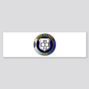 Medical Corps - Basic Sticker (Bumper)