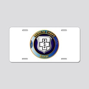 Medical Corps - Basic Aluminum License Plate