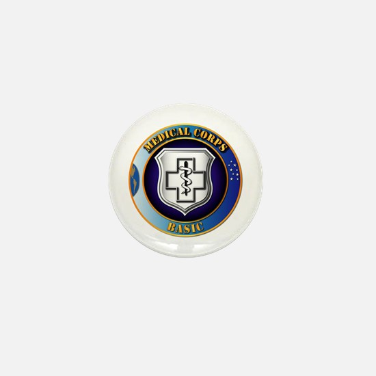 Medical Corps - Basic Mini Button