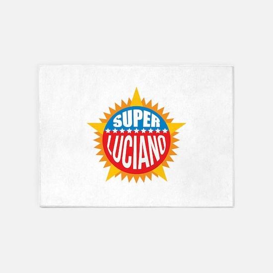 Super Luciano 5'x7'Area Rug