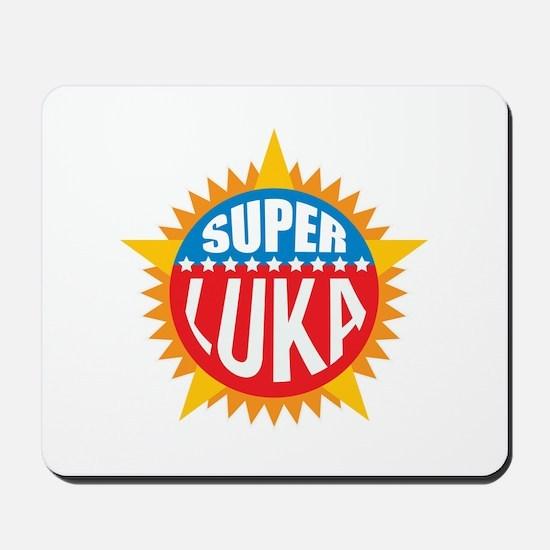 Super Luka Mousepad