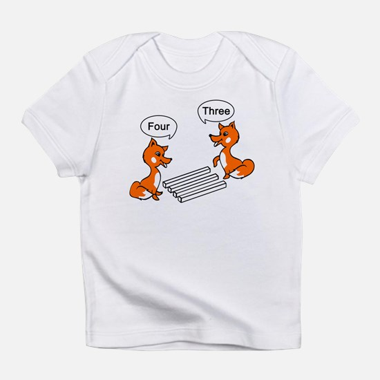 Optical illusion Trick Infant T-Shirt