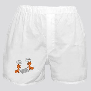Optical illusion Trick Boxer Shorts