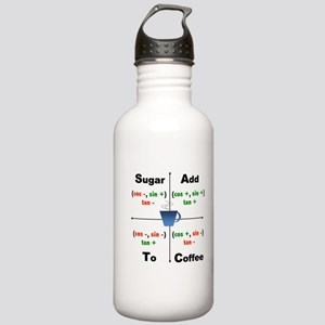 Trig Signs Water Bottle