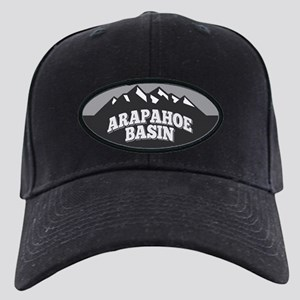 Arapahoe Basin Grey Black Cap