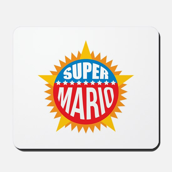 Super Mario Mousepad