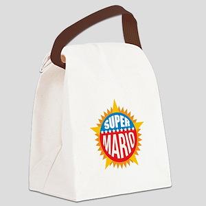 Super Mario Canvas Lunch Bag