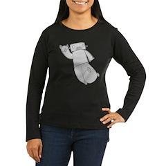 grey robot T-Shirt