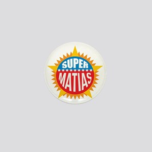 Super Matias Mini Button