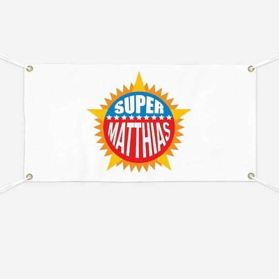 Super Matthias Banner