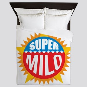 Super Milo Queen Duvet
