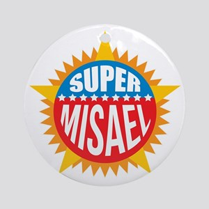Super Misael Ornament (Round)