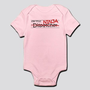 Job Ninja Dispatcher Infant Bodysuit