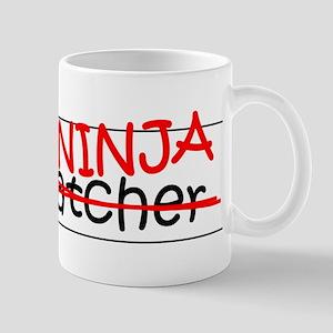 Job Ninja Dispatcher Mug
