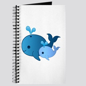Baby Whale Journal