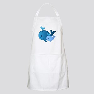 Baby Whale Apron