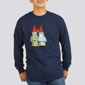 Where The Heart Is Long Sleeve T-Shirt