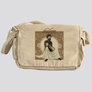 Believe Messenger Bag