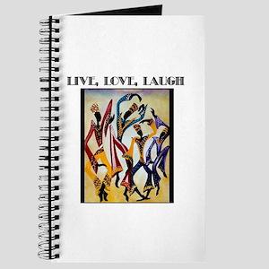 Live, Love, Laugh  Journal