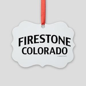 Firestone Colorado Ornament