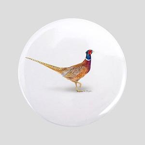 "pheasant 3.5"" Button"