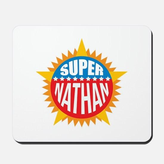 Super Nathan Mousepad