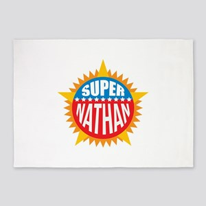 Super Nathan 5'x7'Area Rug