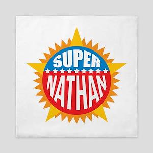 Super Nathan Queen Duvet