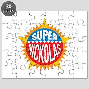 Super Nickolas Puzzle