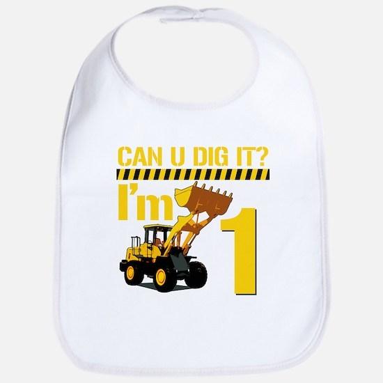 Can You Dig It? Im 1 Bib
