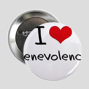 "I Love Benevolence 2.25"" Button"