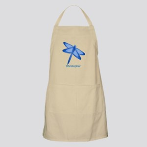 Personalized Dragonfly Apron