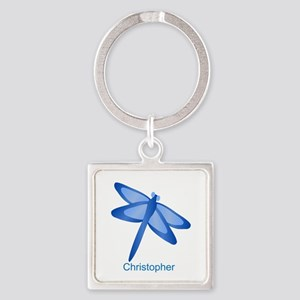 Personalized Dragonfly Keychains