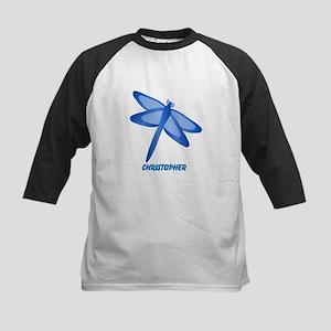 Personalized Dragonfly Baseball Jersey