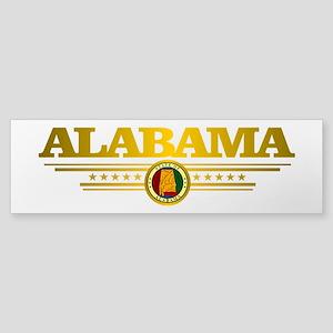 Alabama Gadsden Flag Bumper Sticker