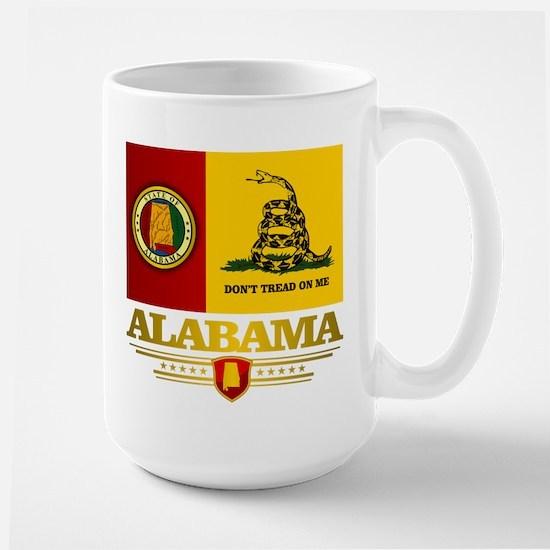 Alabama Gadsden Flag Mug