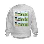Giraffes necks Car Jumper Sweater