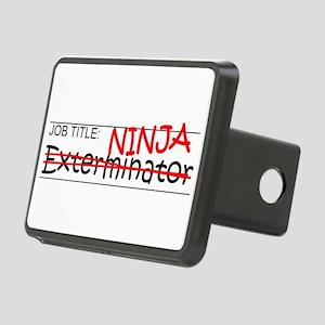 Job Ninja Exterminator Rectangular Hitch Cover