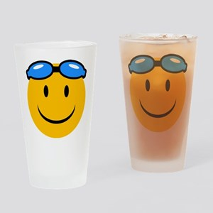 swimming Drinking Glass