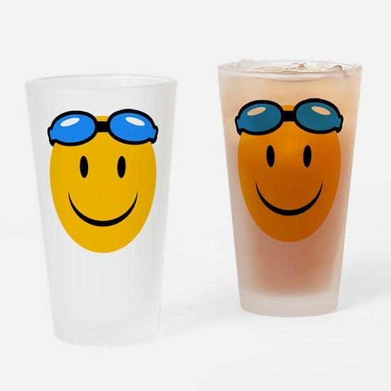 swimming Drinking Glass
