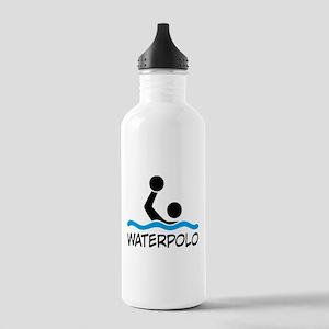 waterpolo Water Bottle