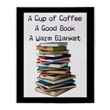 Retired librarian Fleece Blankets