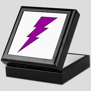 The Lightning Bolt 9 Shop Keepsake Box