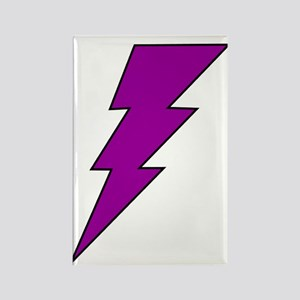 The Lightning Bolt 9 Shop Rectangle Magnet