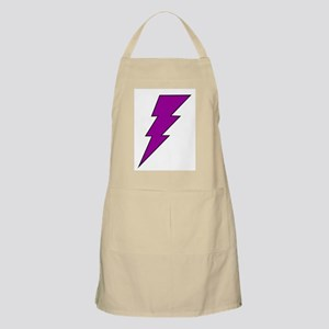 The Lightning Bolt 9 Shop BBQ Apron