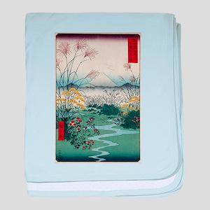 Otsuki Fields In Kai Province - Hiroshige Ando - 1
