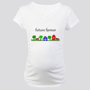 future farmer Maternity T-Shirt