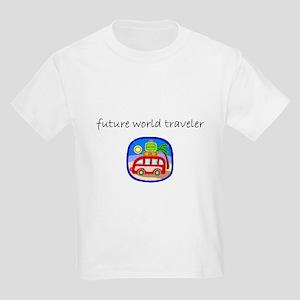 future world traveler.bmp T-Shirt